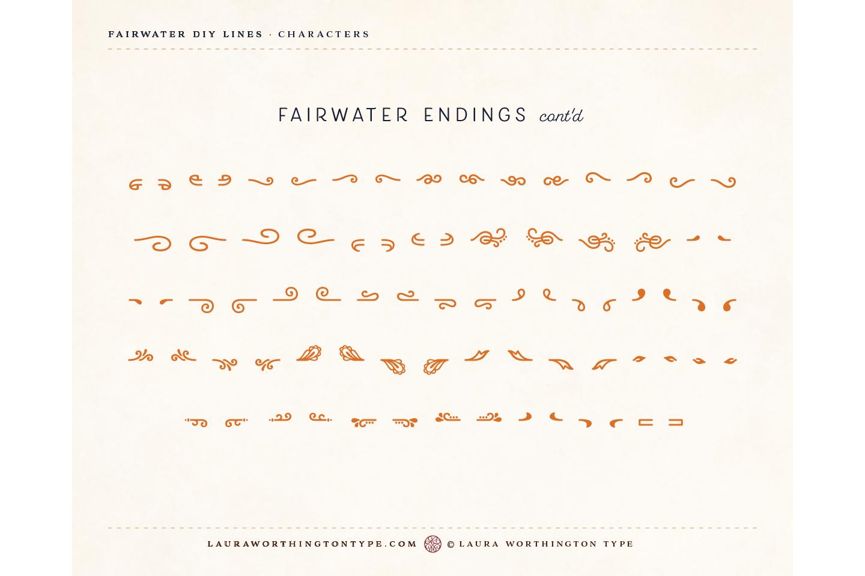 Fairwater DIY Lines example image 33
