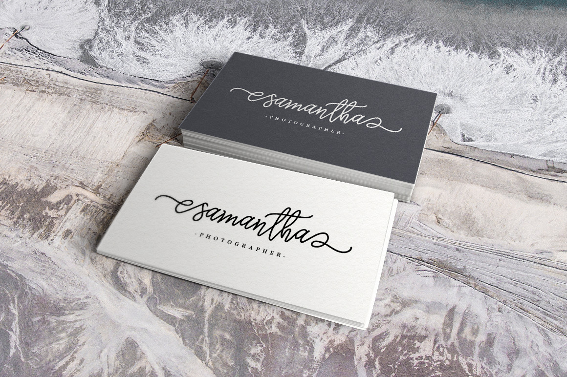 Monalisa Luxurious Font example image 7