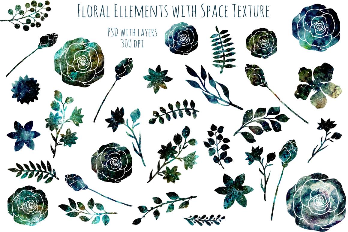 Blue Nebula Set example image 8