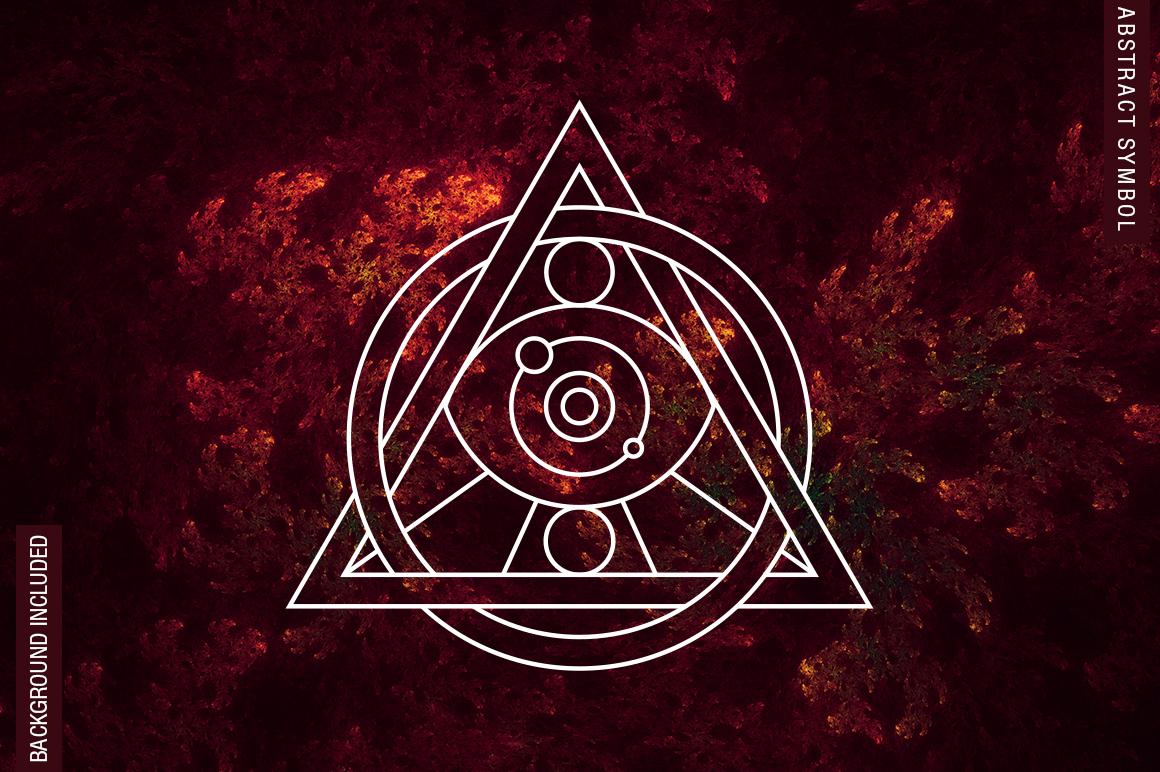 100 Sacred Geometry Symbols  example image 29
