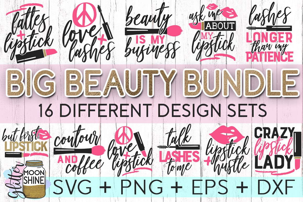 MEGA Bundle Over 700 SVG DXF PNG EPS Cutting Files example image 2