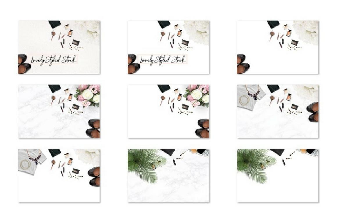 Bundle Styled stock feminine example image 3