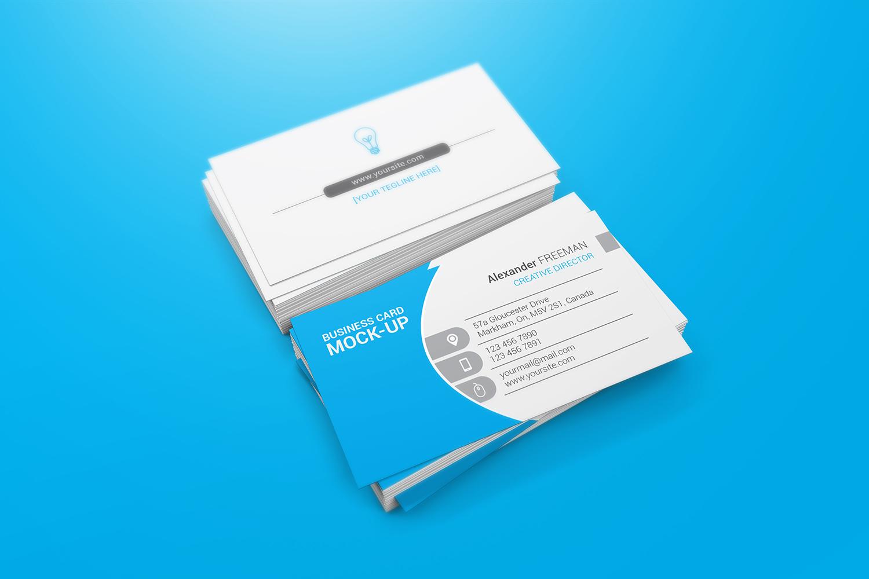 90x50 business card mockups by sdancer design bundles 90x50 business card mockups example image 5 reheart Images