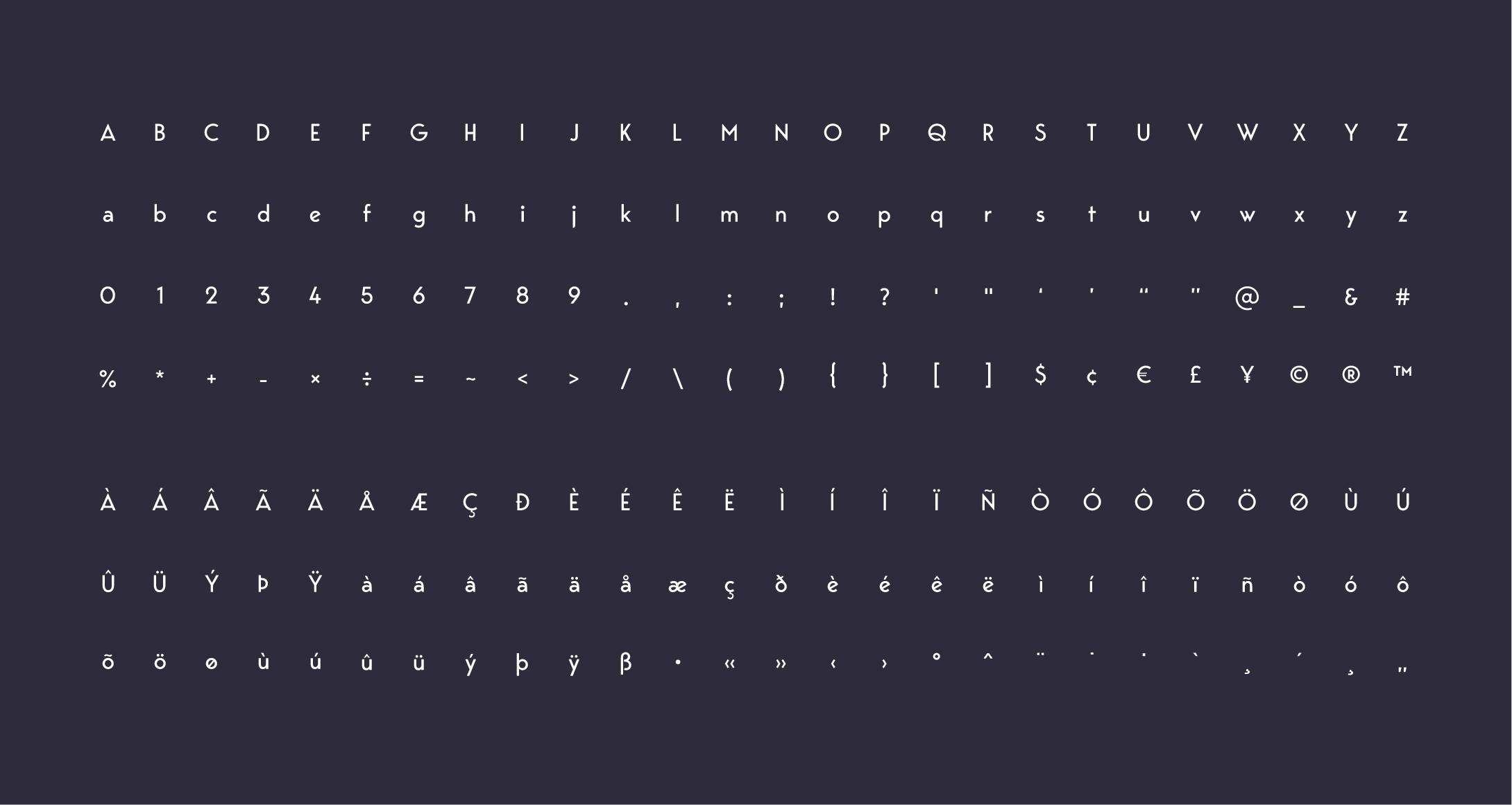 George Round  6 Fonts Round Edge Geometric Typeface example image 8