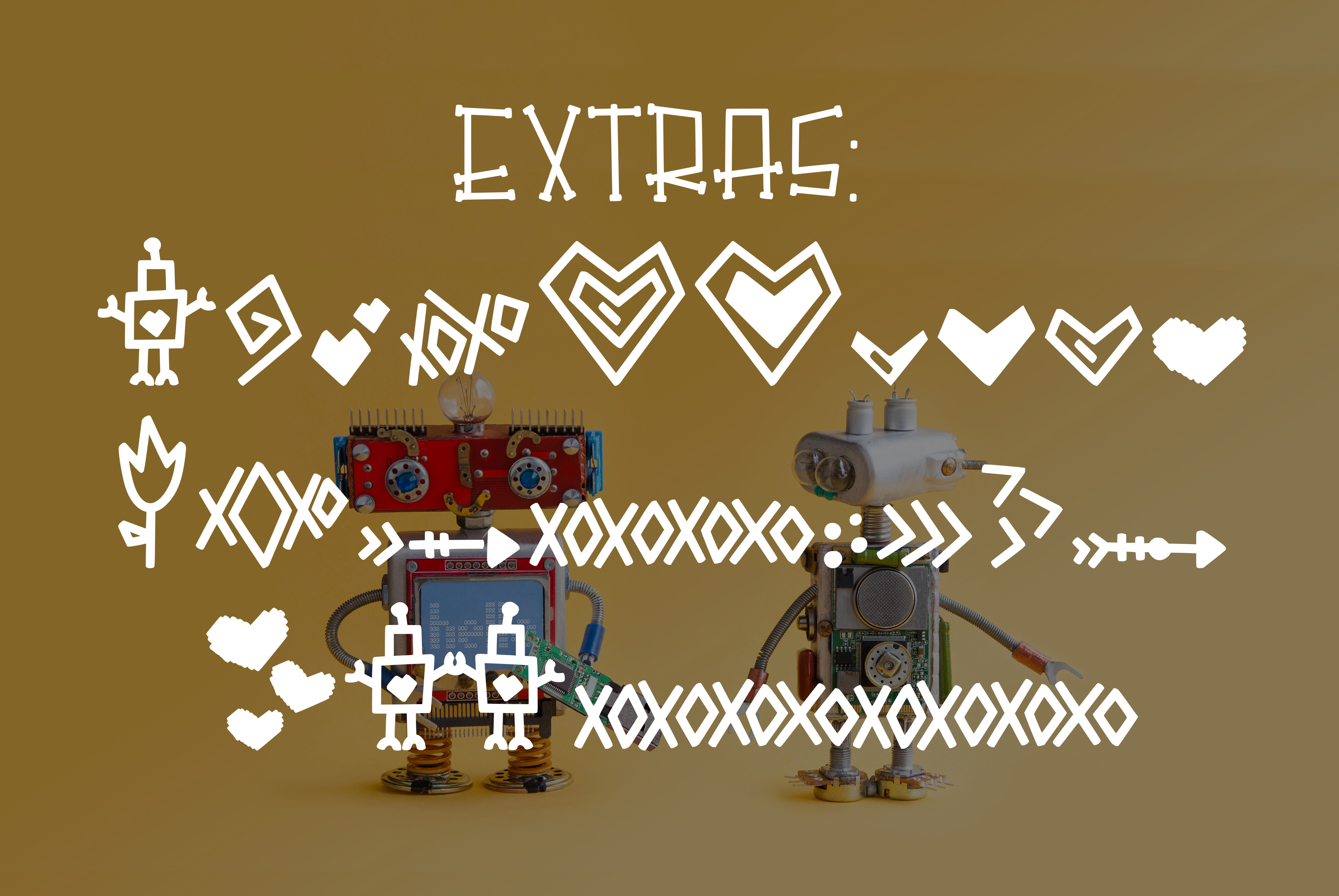 Robot Love example image 3