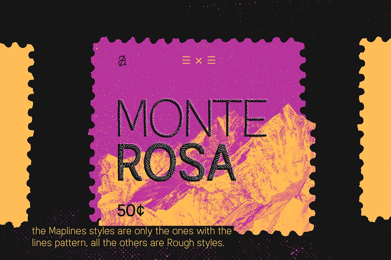 Austral Sans Maplines example image 10