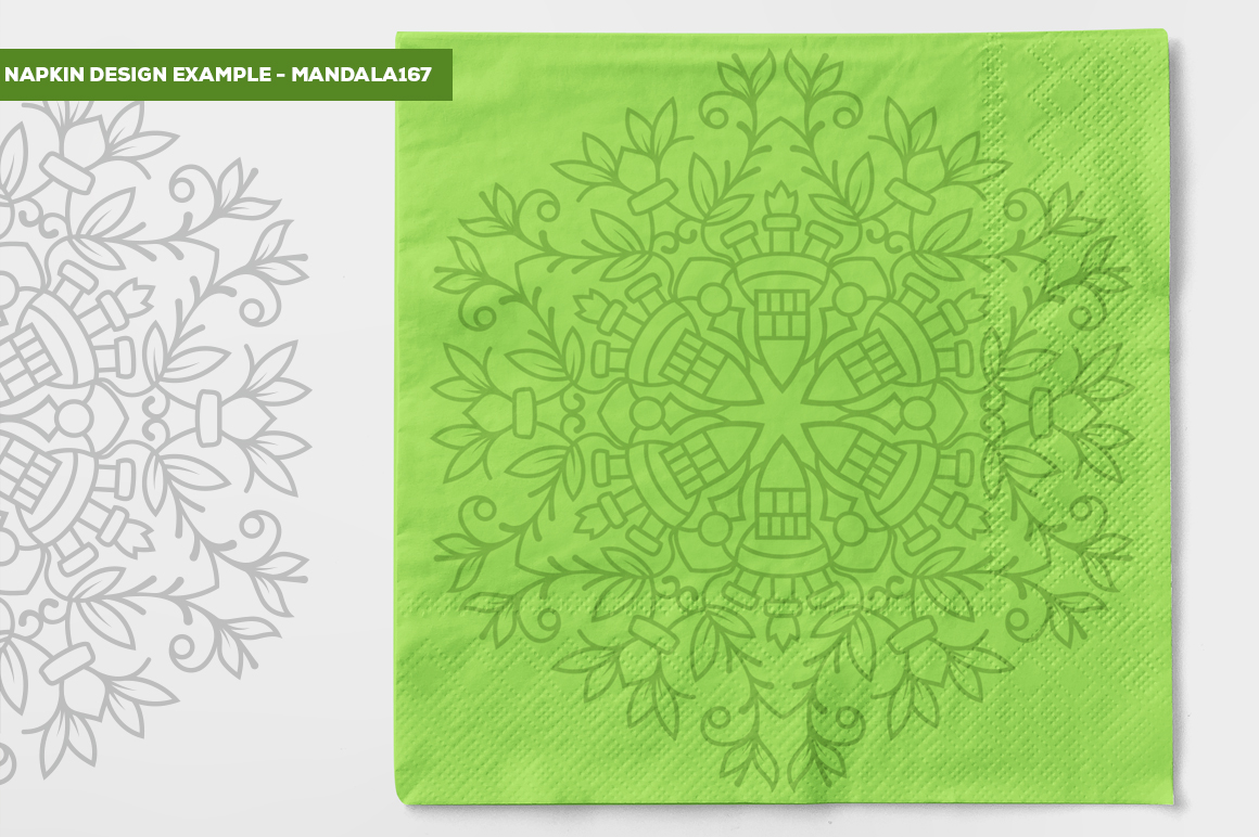 500 Vector Mandala Ornaments example image 36