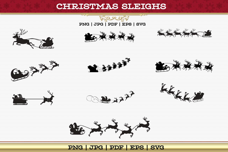 Christmas Sleigh Collection example image 6