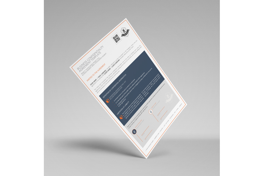 Business Confidentiality Agreement Template example image 6