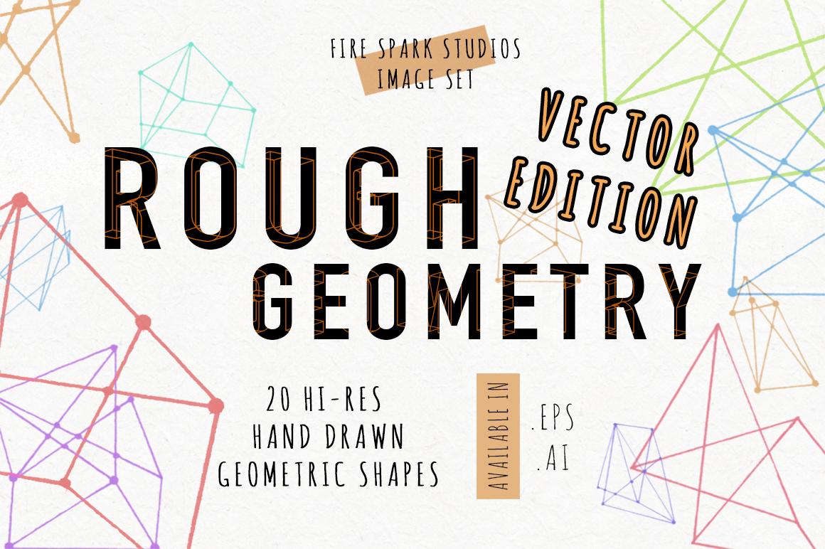 Rough Geometry Vectors example image 1
