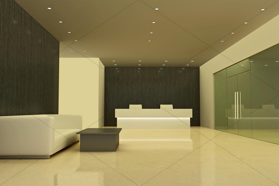 Office branding Mockup v2 example image 3