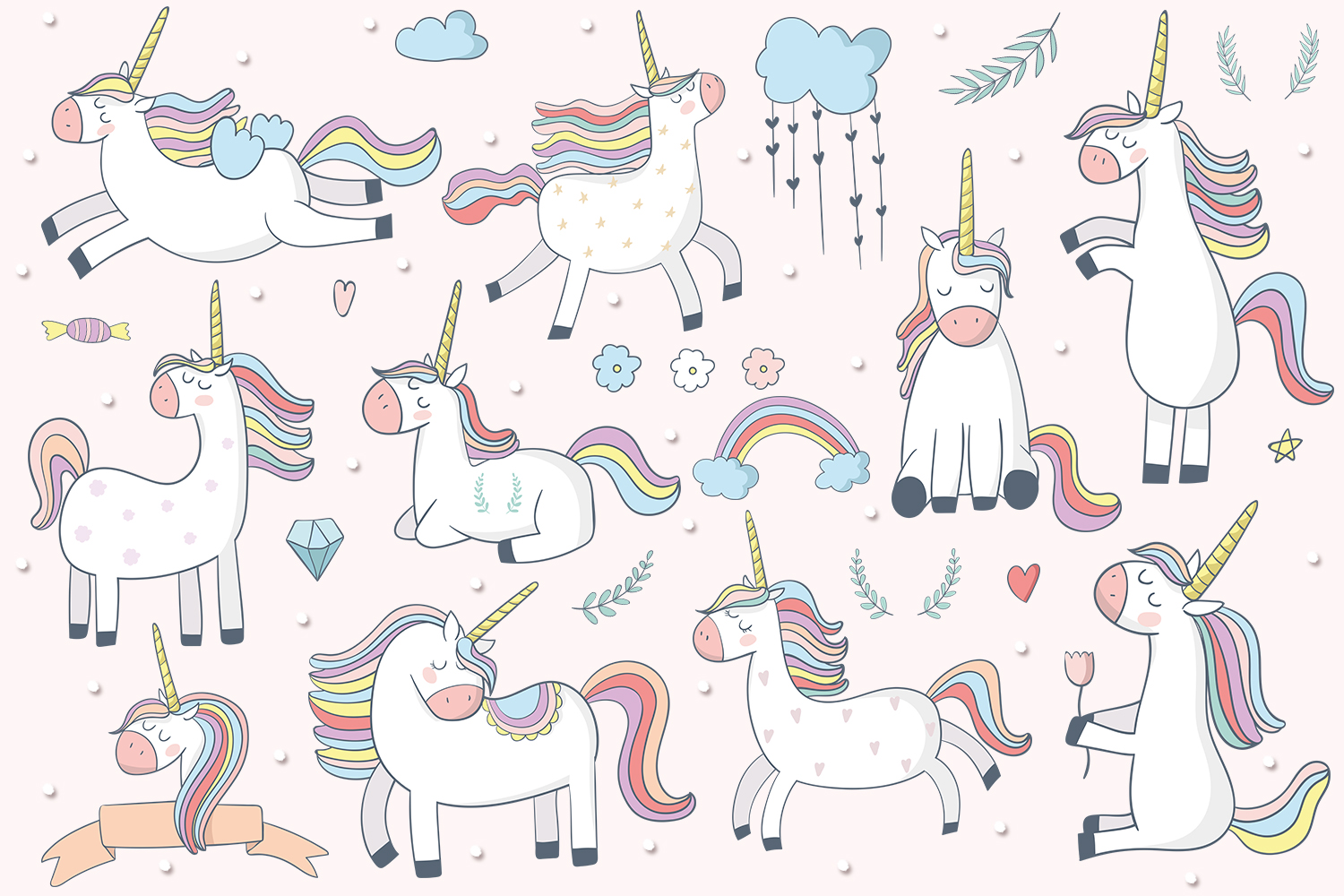 Unicorns example image 2