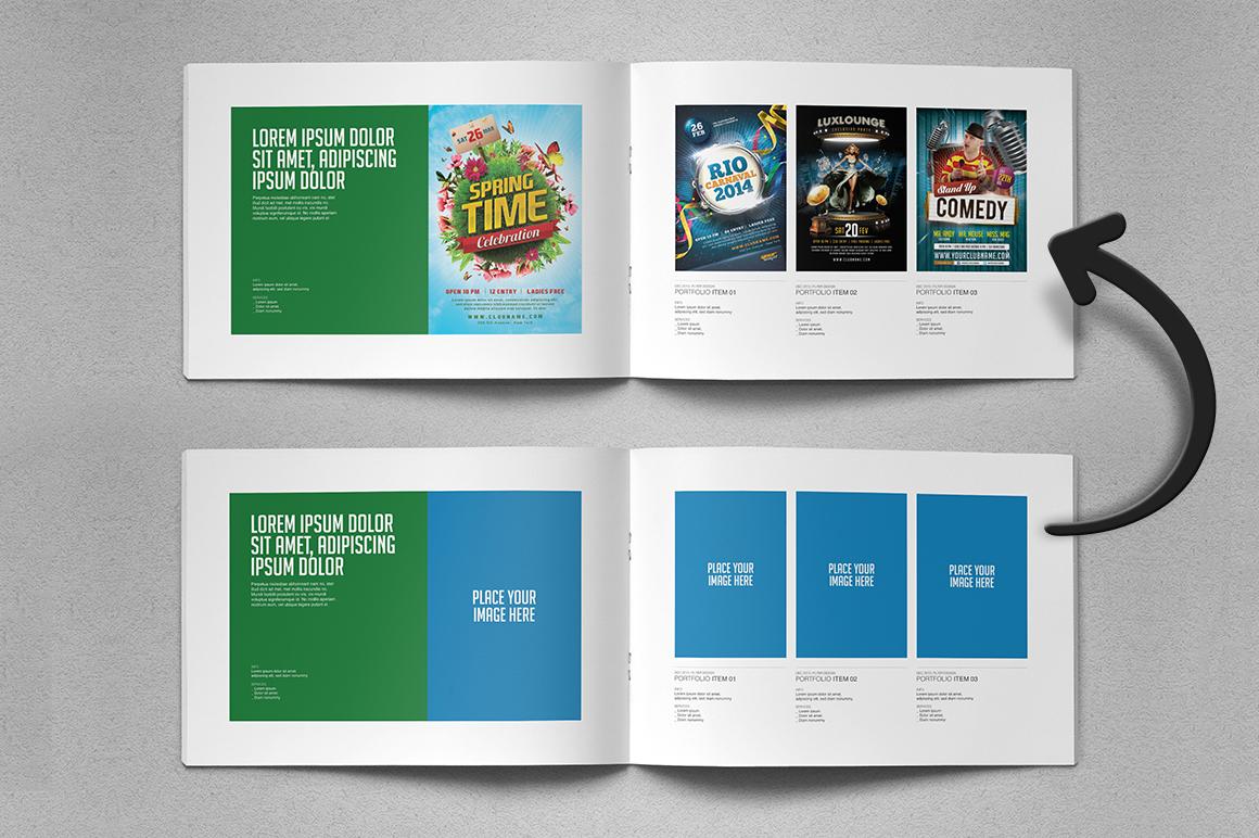 Portfolio Brochure Vol.01 example image 5