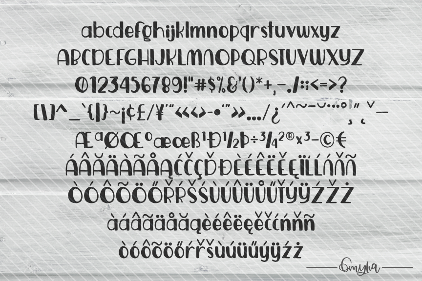 Cutie Pie Font ++ Designs Bonus!  example image 6