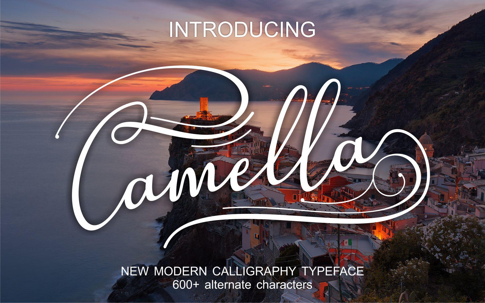 Camella  example image 1