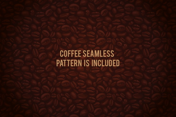 Retro Coffee Emblems #1 example image 4