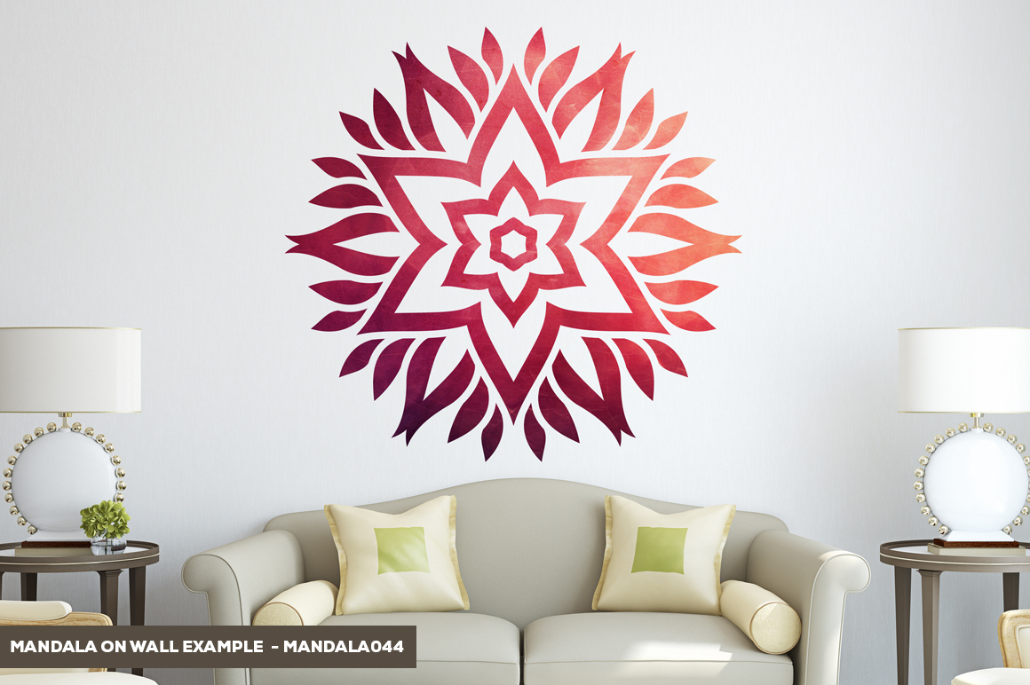500 Vector Mandala Ornaments example image 35
