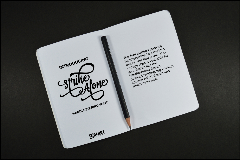 Strike Alone Script + Extra example image 2
