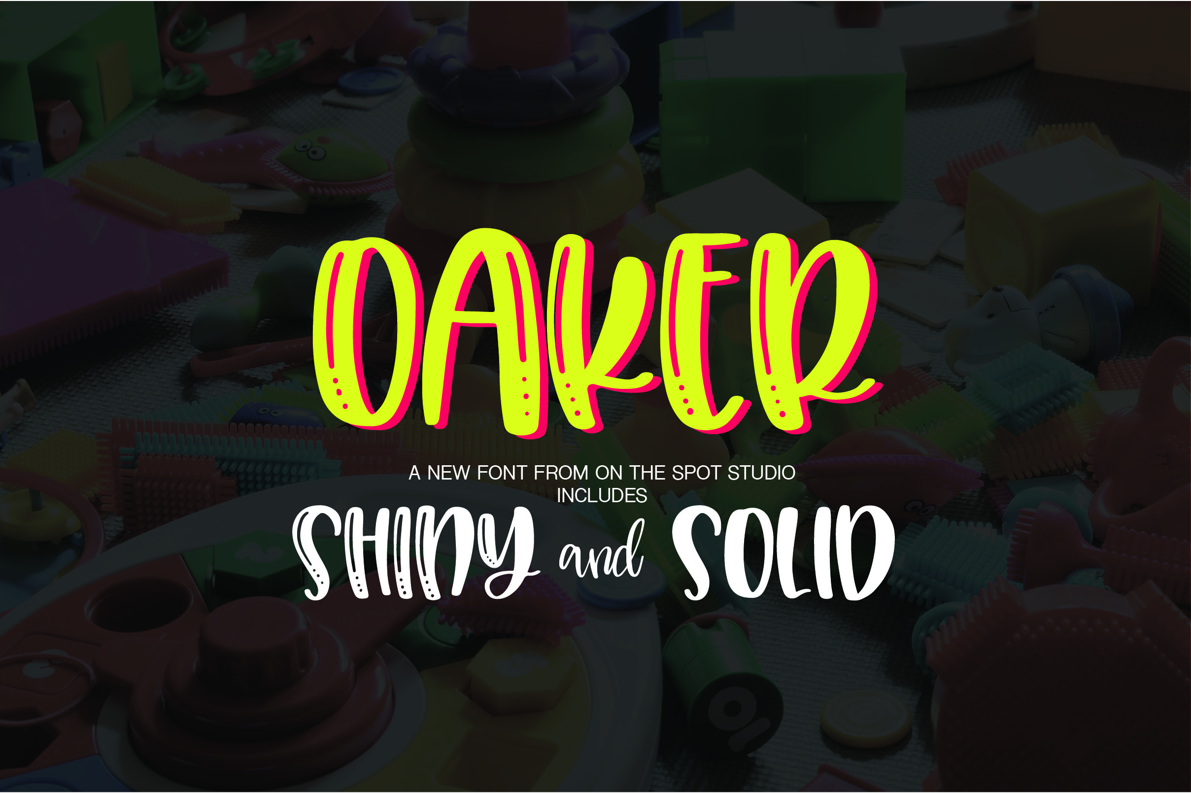 Oaker - Shiny & Solid example image 1