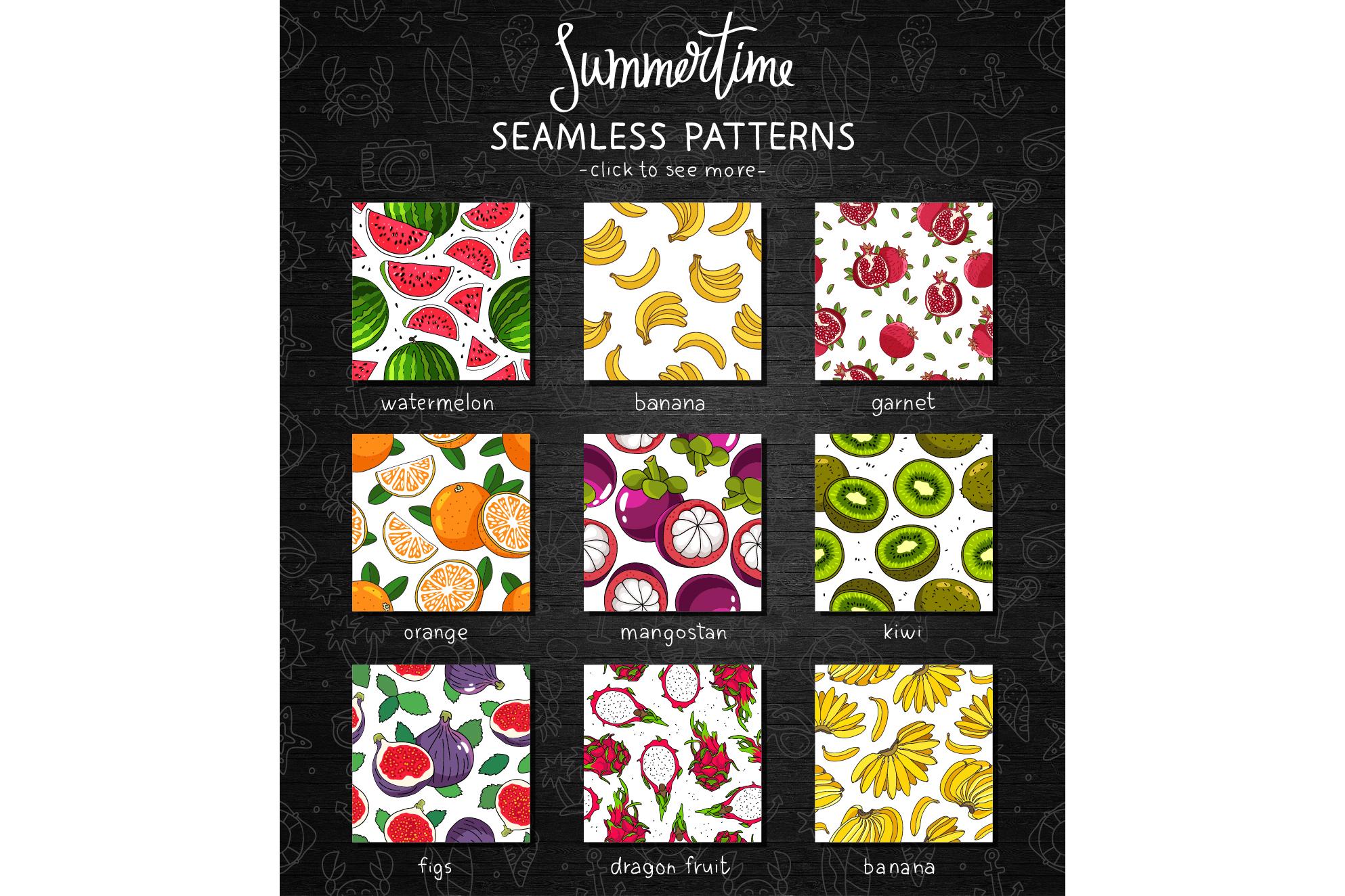 Summertime. Fruit Mix example image 2