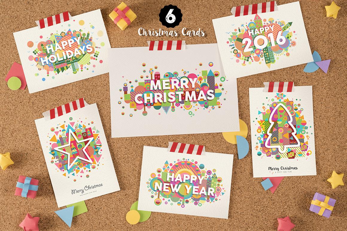Christmas Mega Bundle Maker Kit example image 2