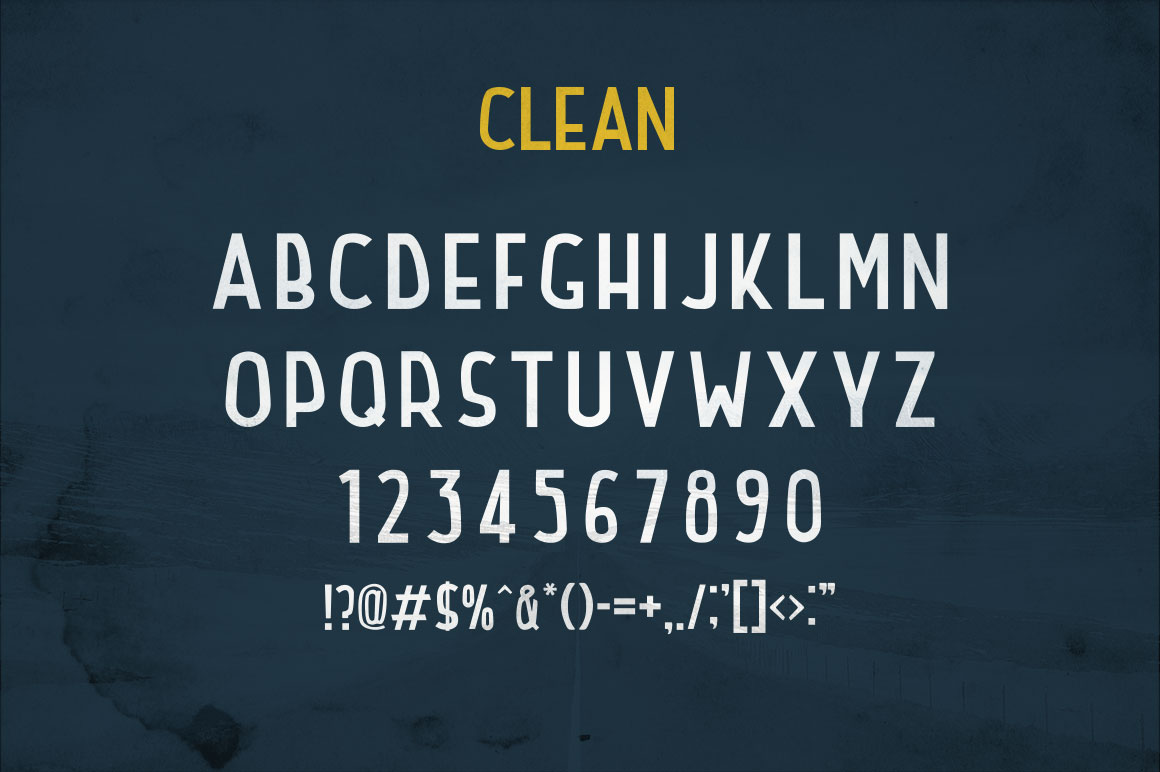 Northern Highway - Font Duo example image 3
