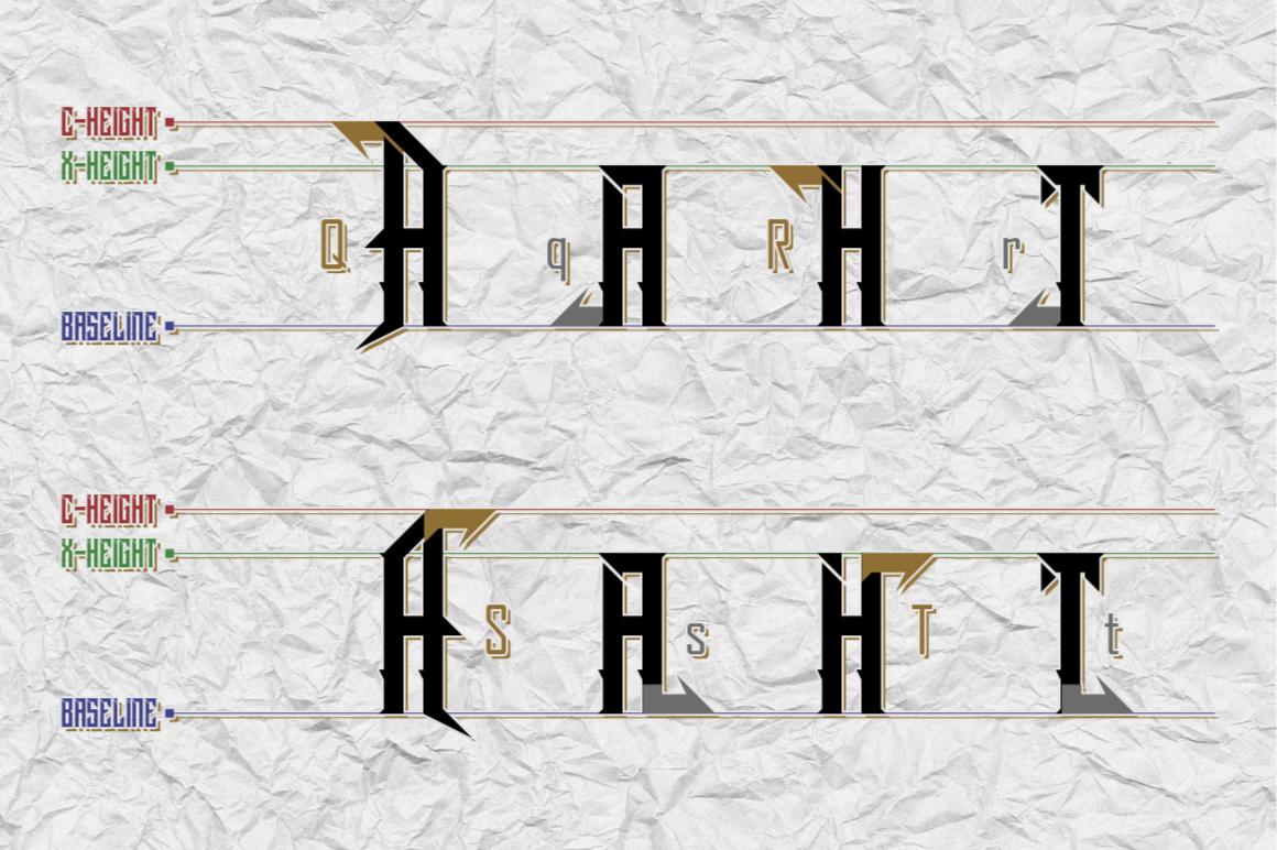 Dramaga Typeface example image 10