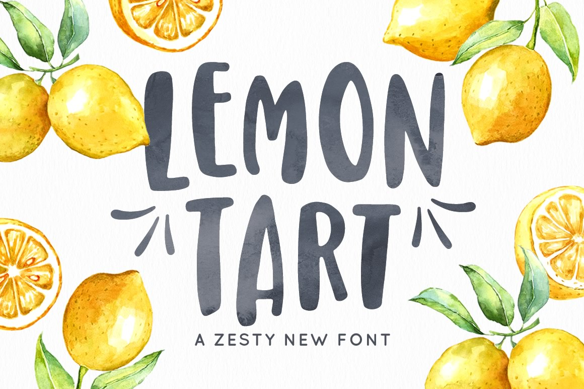 Summertime Font Trio example image 2