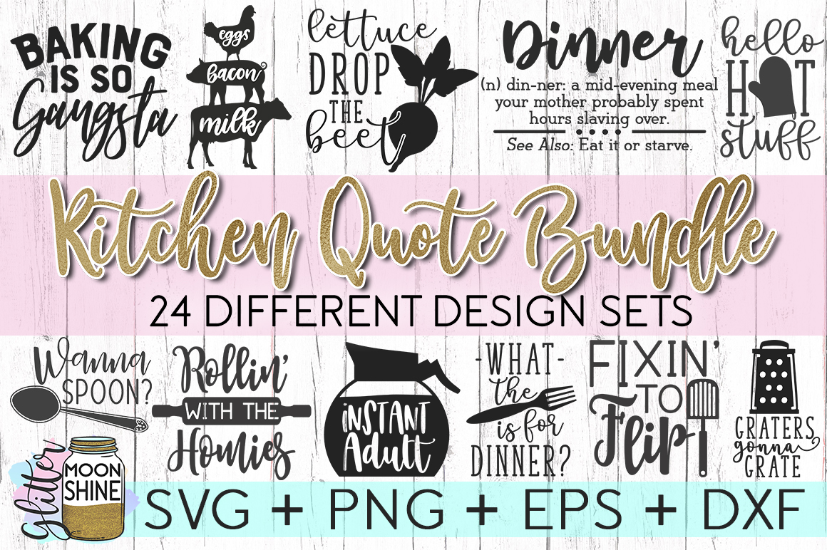 MEGA Bundle Over 700 SVG DXF PNG EPS Cutting Files example image 16
