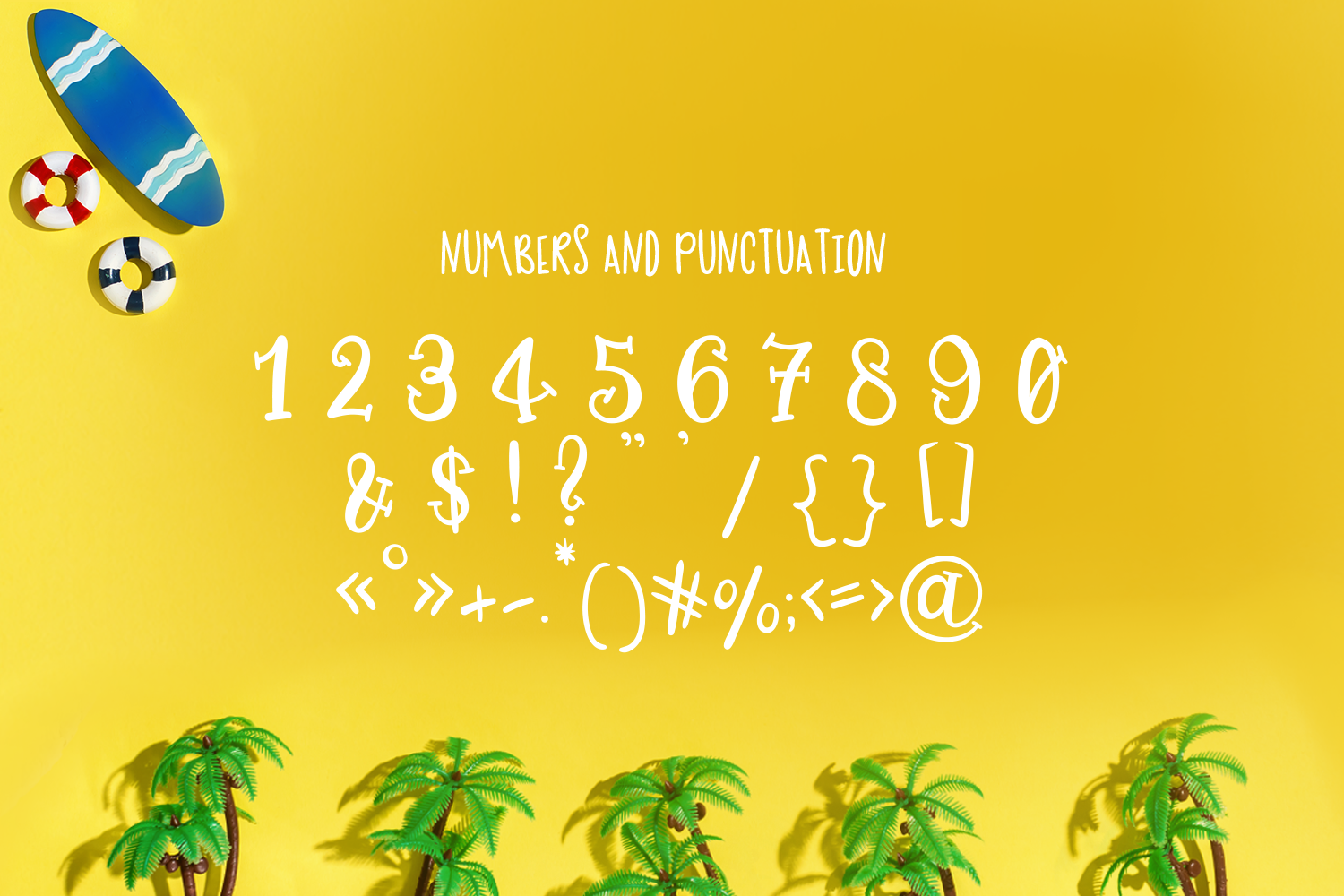 Jellysea - Font Duo + Summer Doodles example image 11