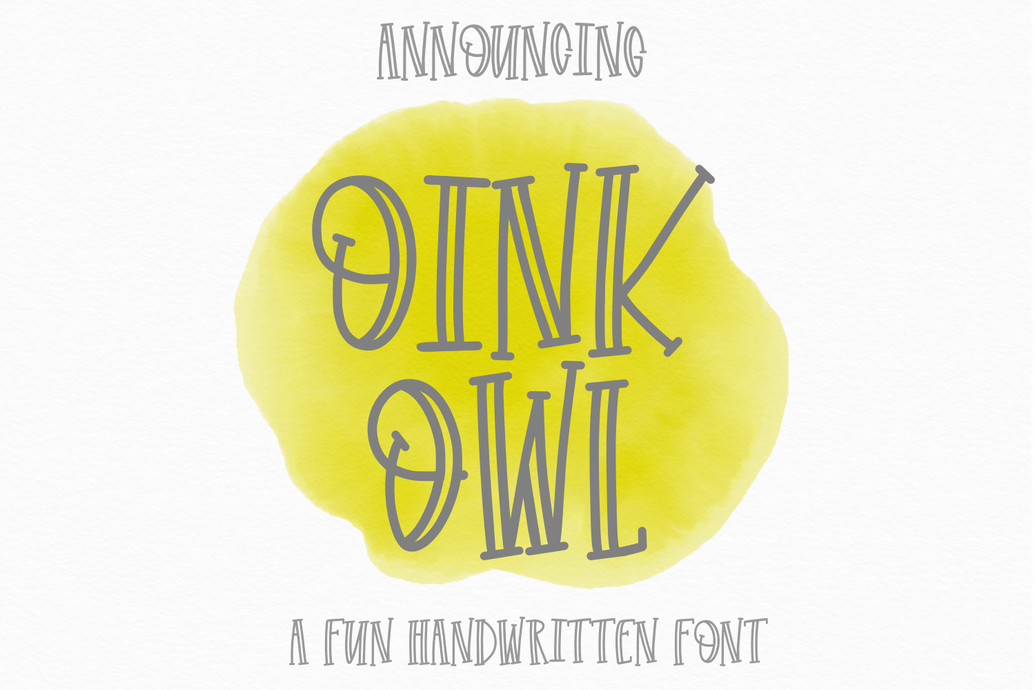 Oink Owl example image 1