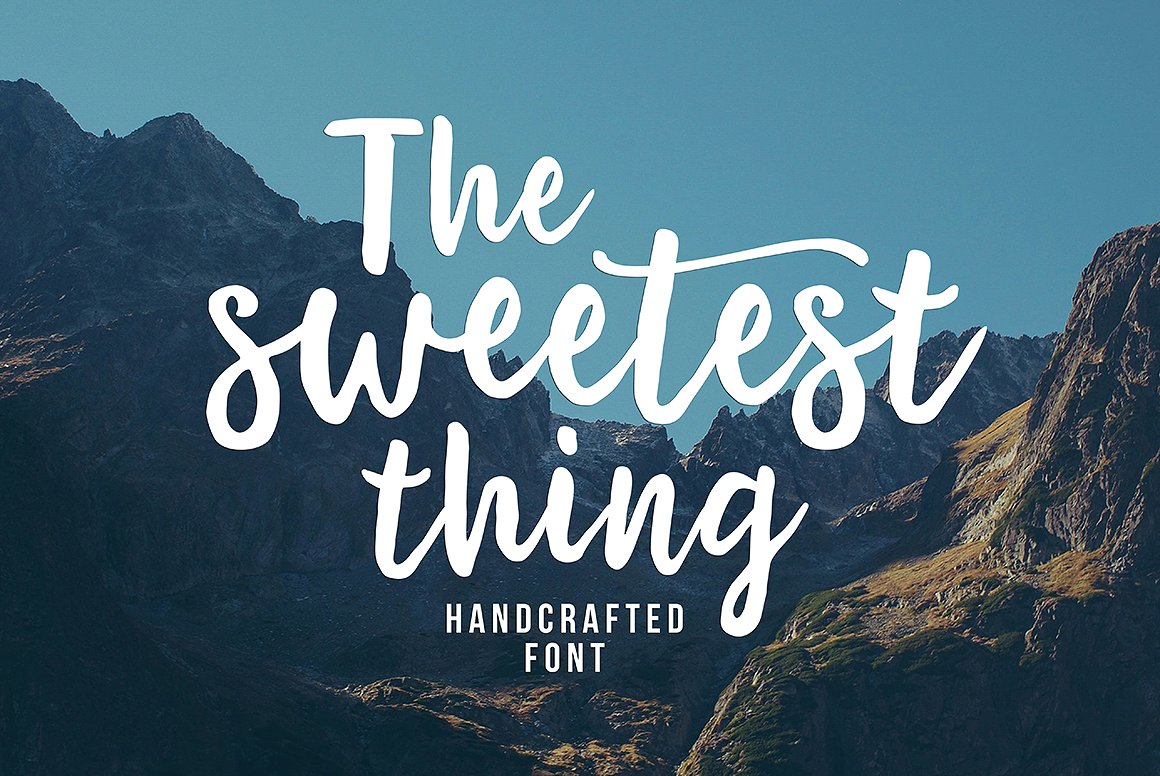 The Sweetest Thing example image 1