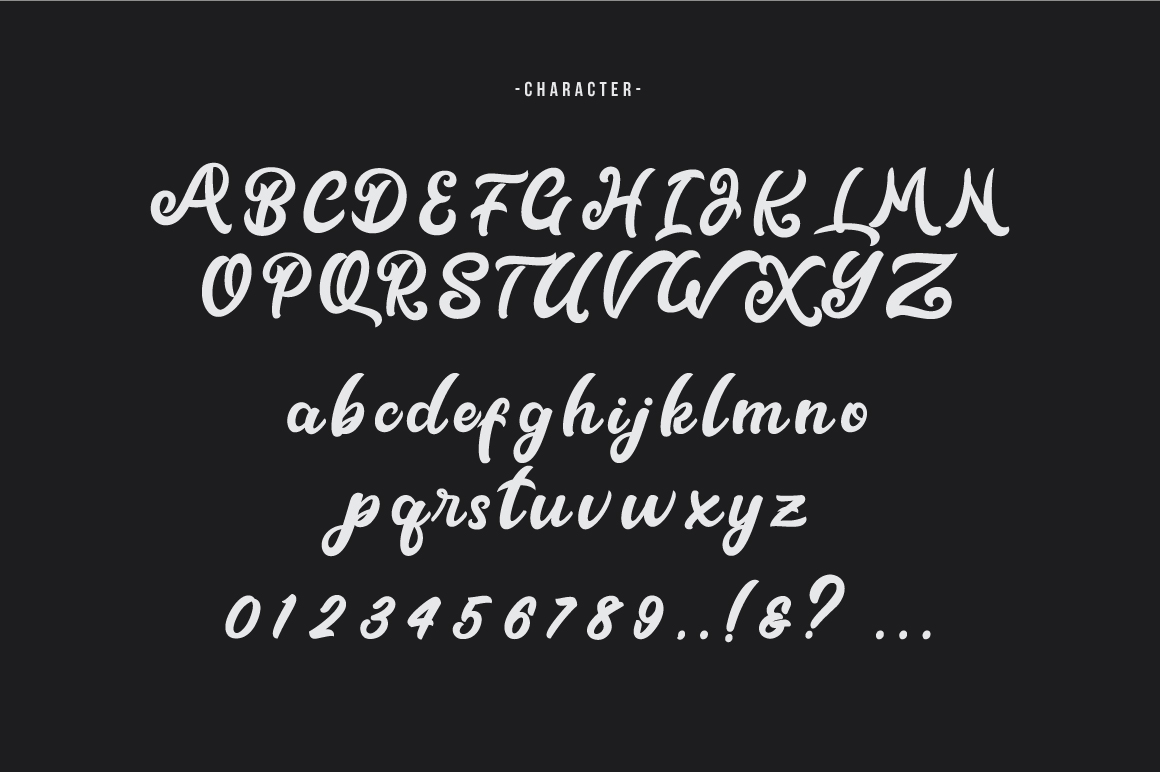 Metal Ink Typeface example image 9