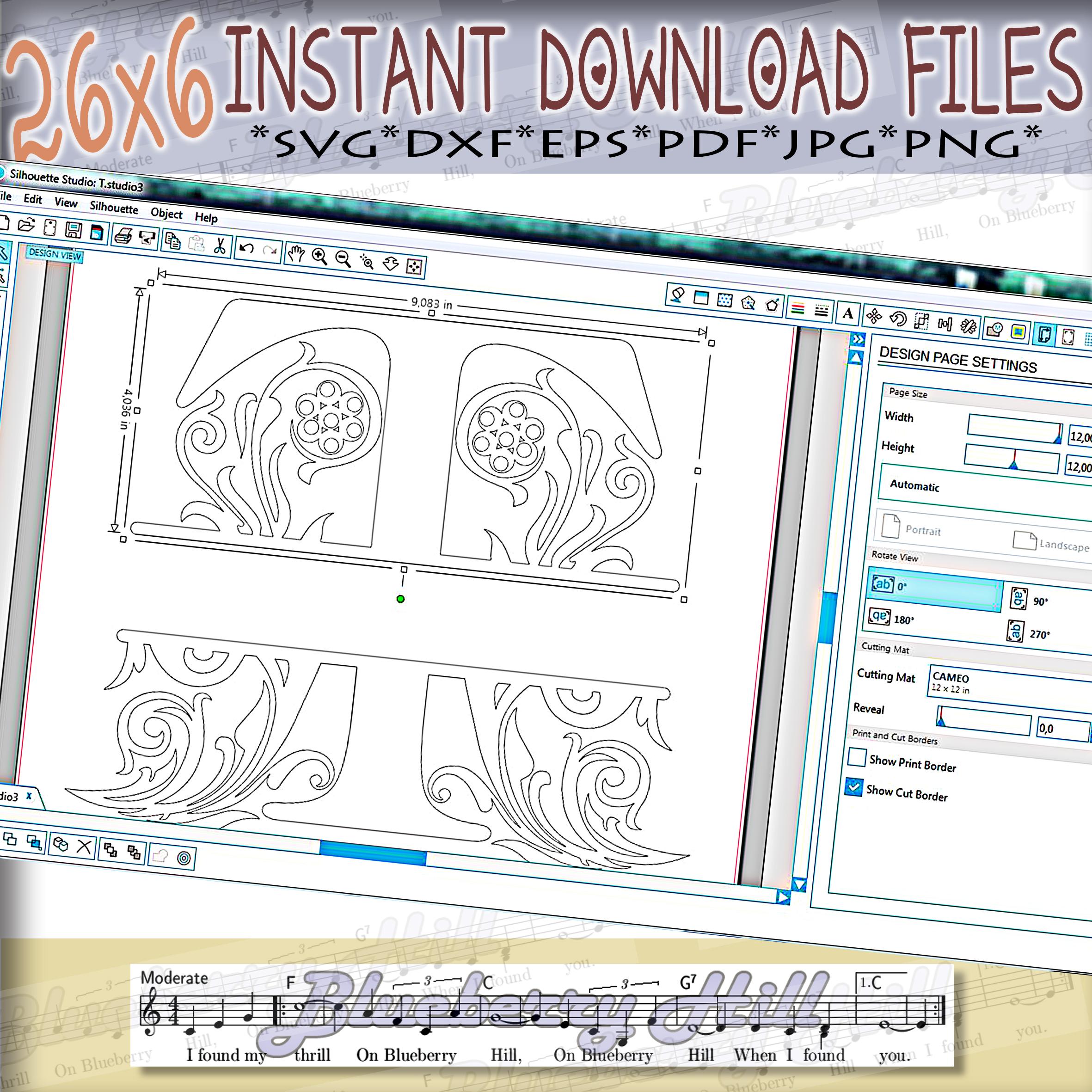 Regal Split Monogram Letters SVG - Regal Letters cut files - Regal Split Monogram Letters - Regal Split - DIY- Svg - Dxf - Eps - Png - Jpg - Pdf example image 5