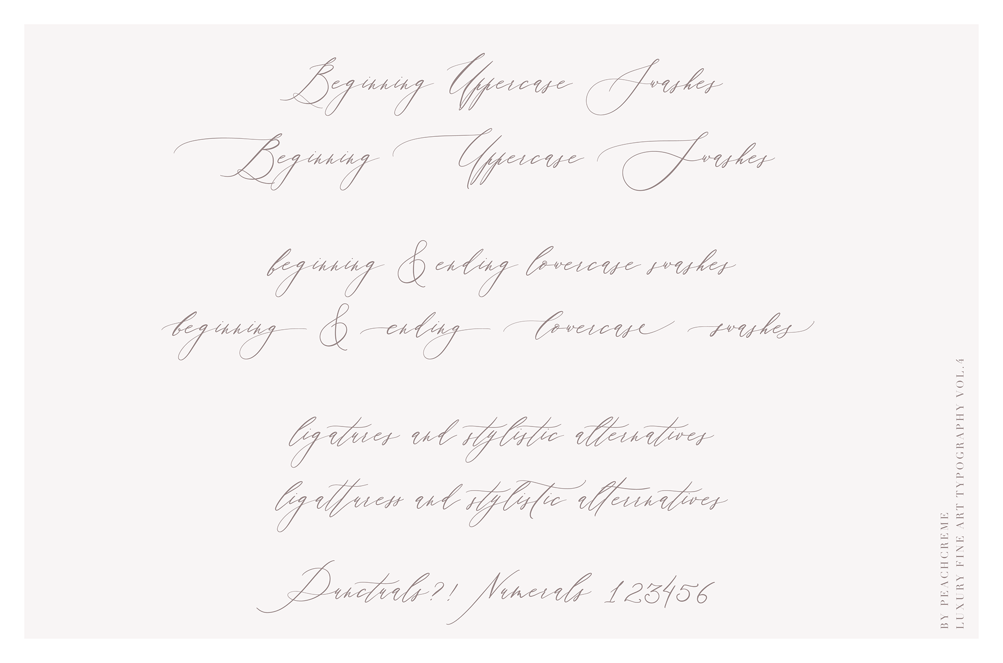 Adora Bouton-Luxury Script example image 10