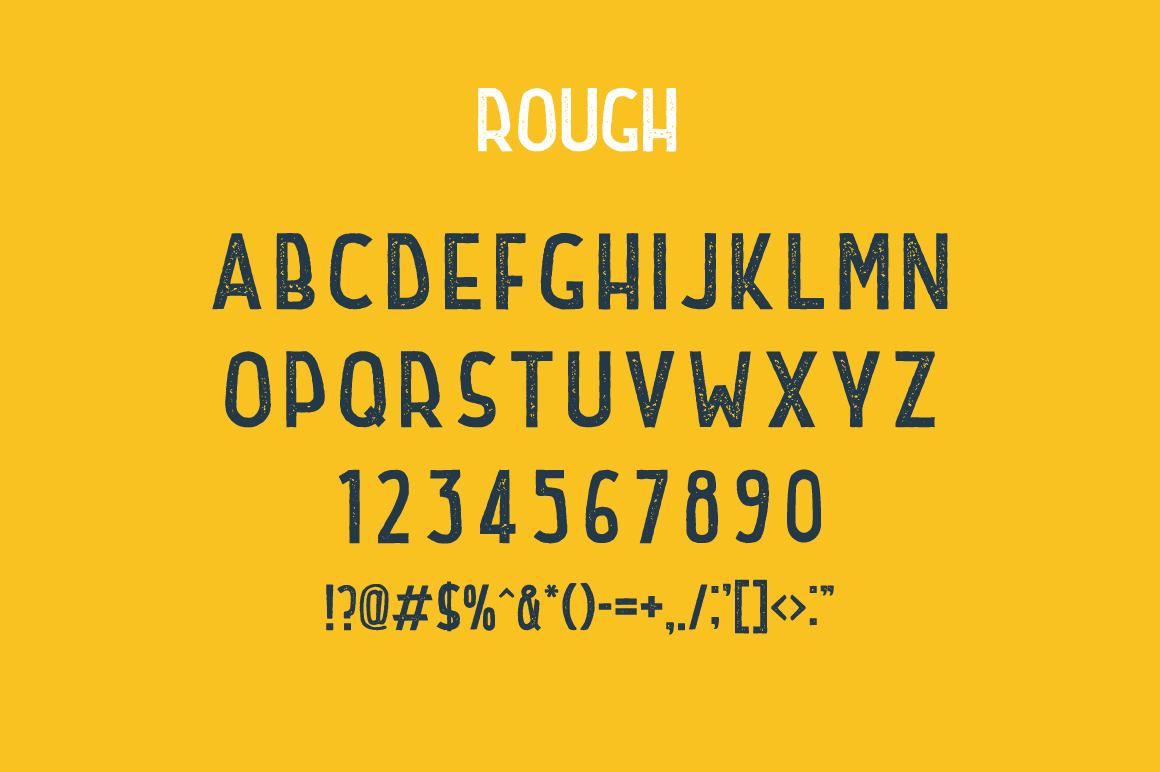 Northern Highway - Font Duo example image 6