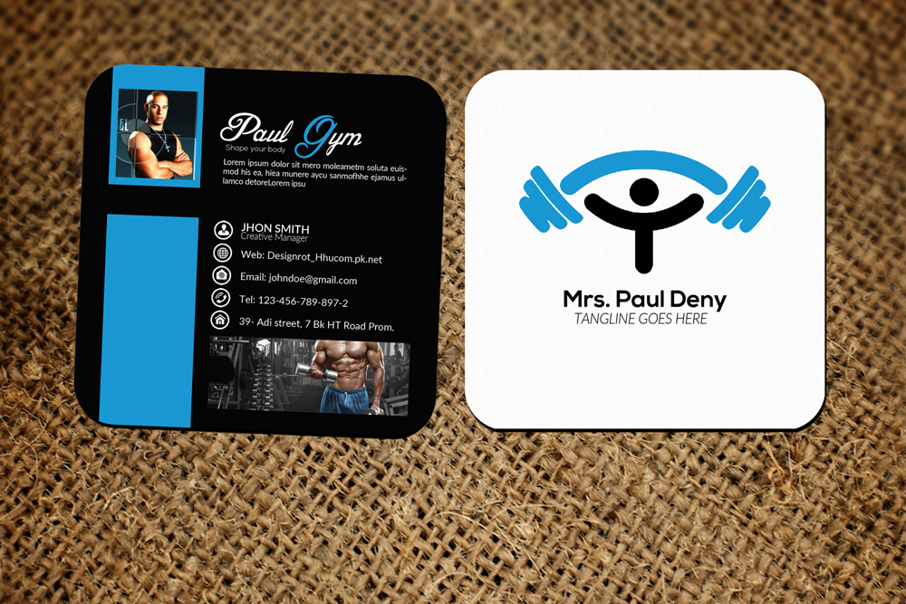 10 Multi use Small Business Cards by De | Design Bundles