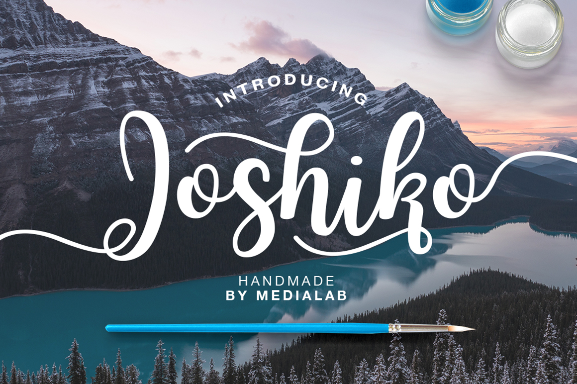 Joshiko example image 1