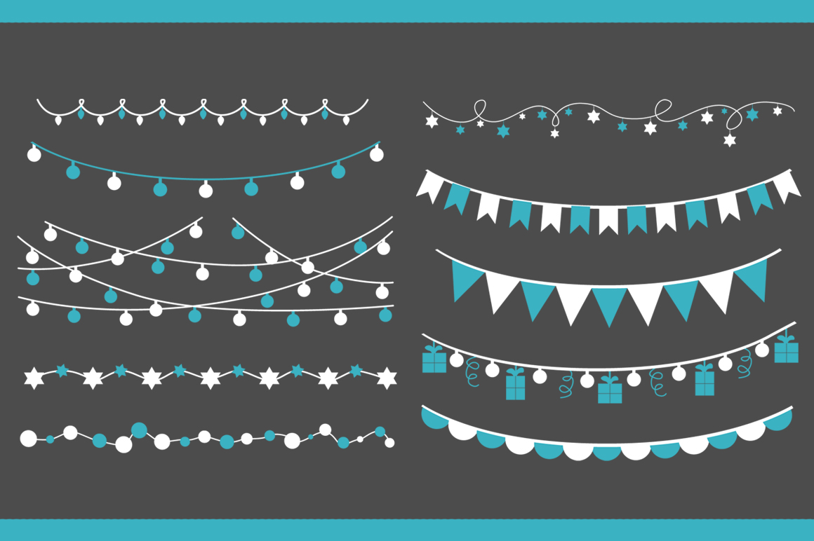 Christmas Light & Decoration strings example image 2