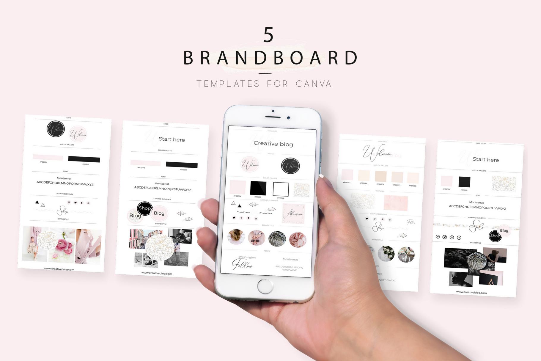 Brandboards + Web graphics example image 5