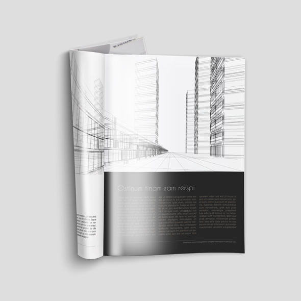 Multipurpose Magazine Template example image 6