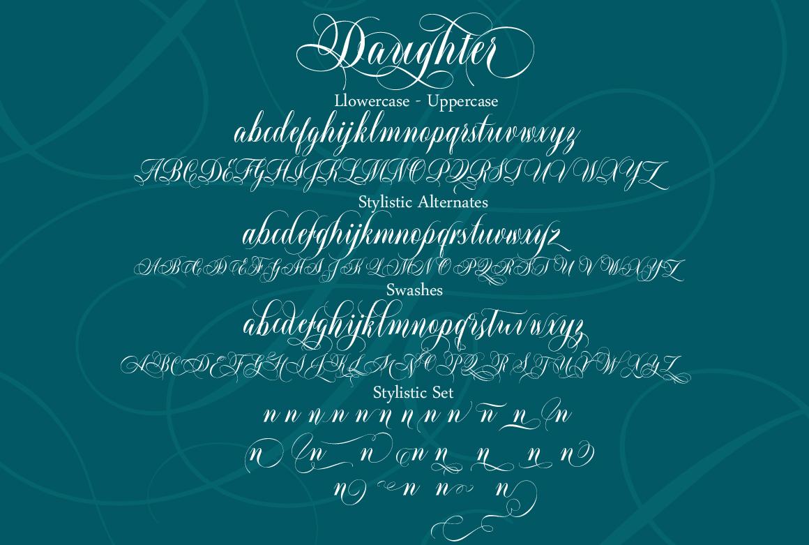 Daughter Script example image 9