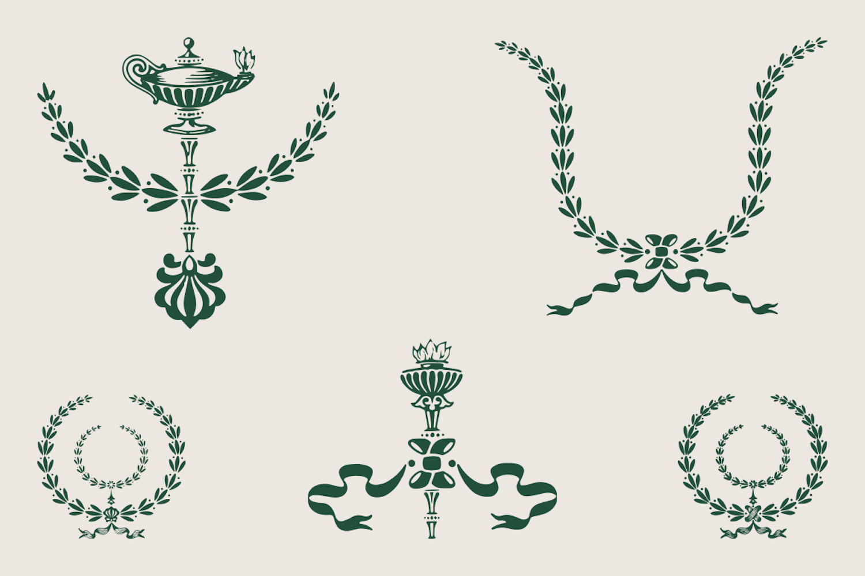 10 Old Laurels - Vol.2 example image 2