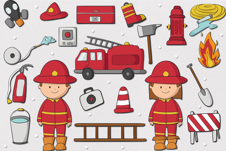 Firemen example image 2
