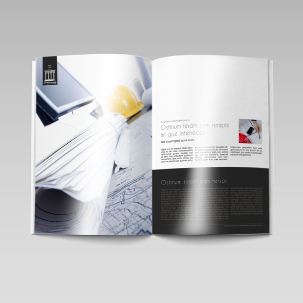 Multipurpose Magazine Template example image 5