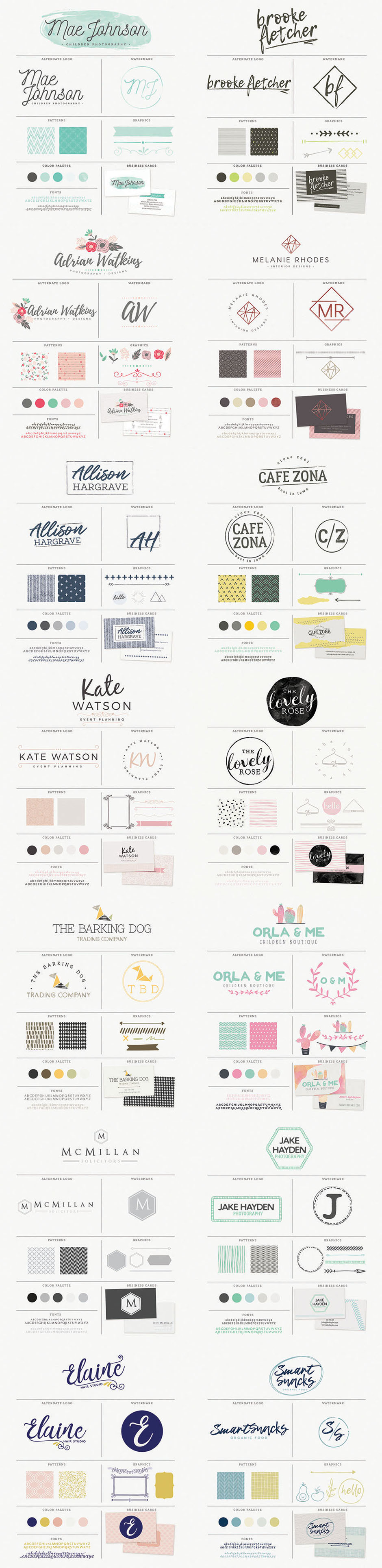 Essential Branding Kit example image 2