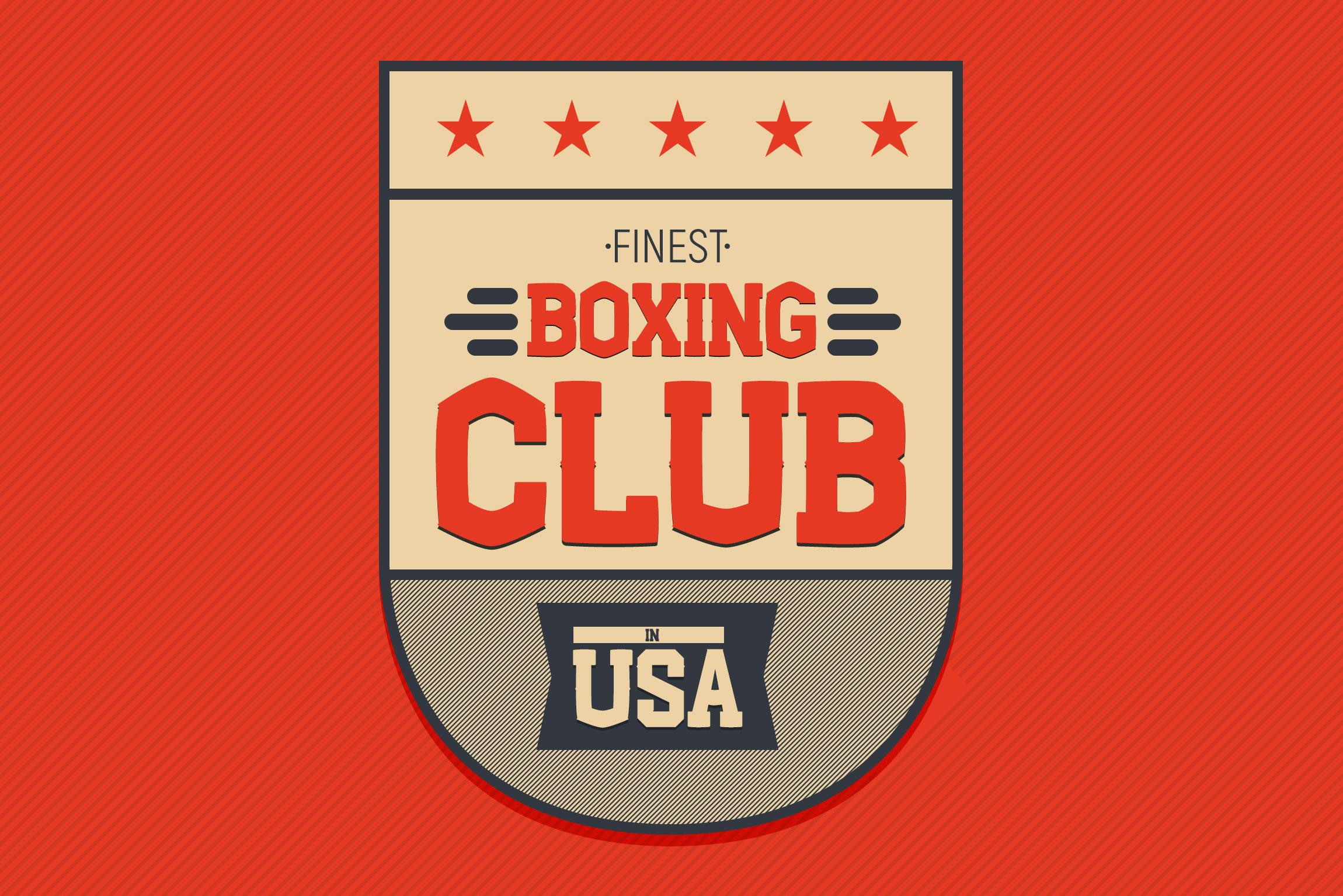Boxing - Slab Serif Font example image 5
