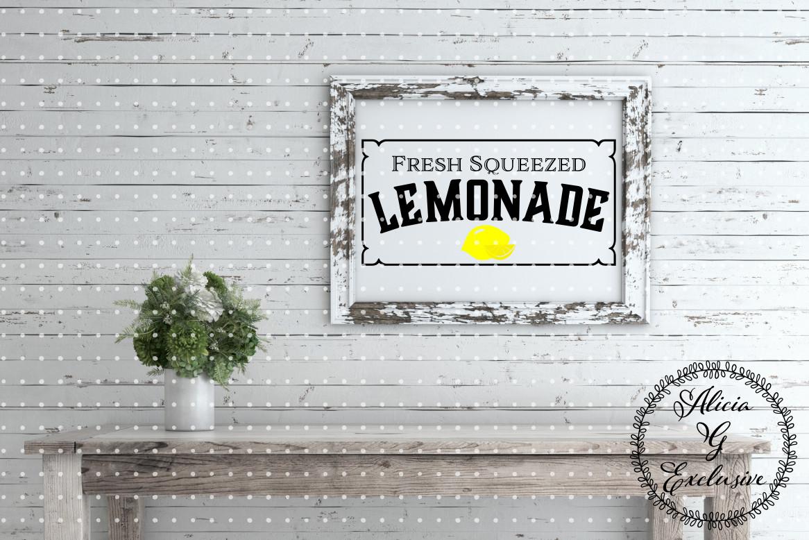 Fresh Squeezed Lemonade example image 1