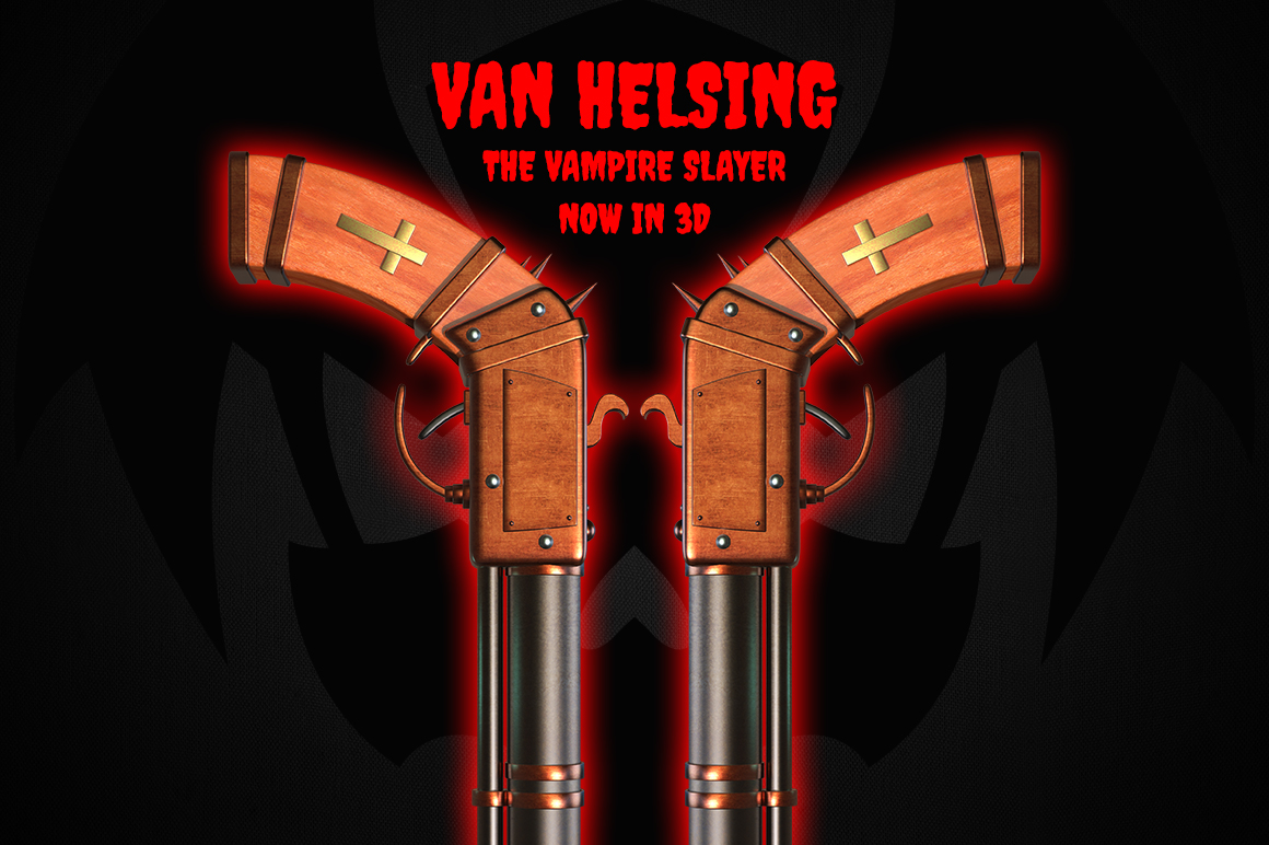 Vampire Hunting Items Collection example image 4