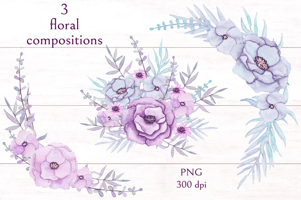 Violet Butterflies example image 6